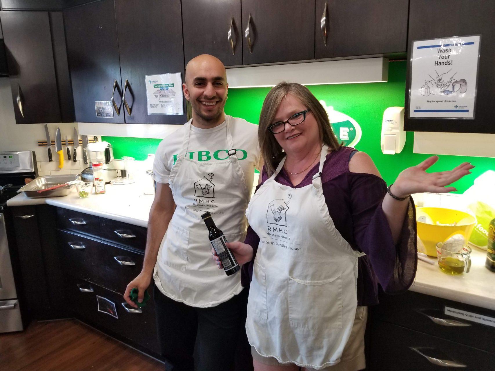 Meals that Mend Program in Edmonton